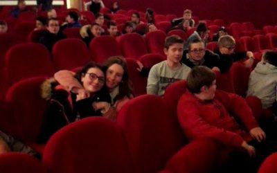 Cinéma pour les internes !